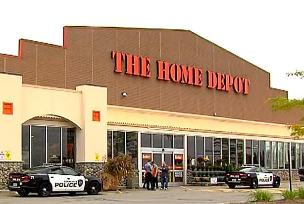 Home Depot Parking Lots : Good woman with a gun shoots up home depot parking lot