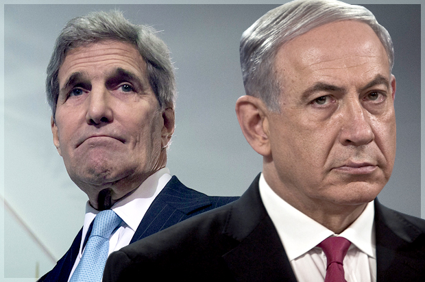 United Kingdom rebukes Kerry's speech against settlements