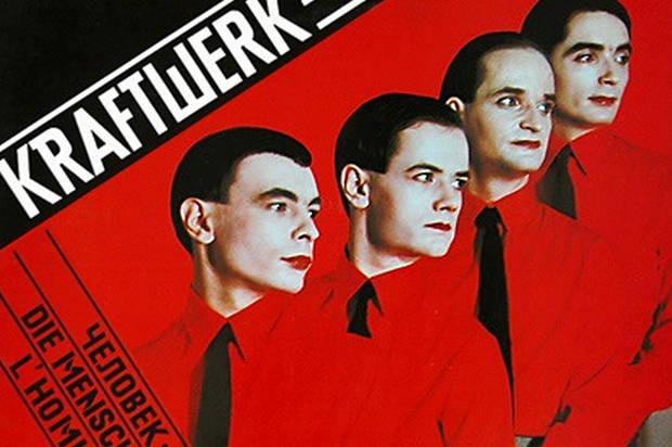 Resultado de imagen de Kraftwerk