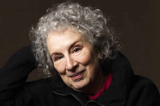 """Margaret Atwood on our real-life dystopia: """"What really worries me ..."""