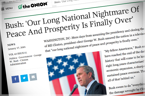 16 Times The Onion Masterfully Trolled American Politics Salon Com