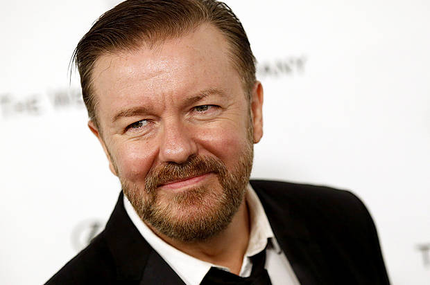 Ricky Gervais' 7 most offensive awards show gags