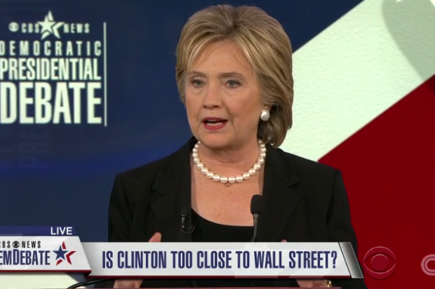 The Democrats face off: A good, substantive debate that put Hillary's weaknesses on display