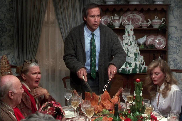 12 Best Dinner Table Scenes On Film From The Griswolds To