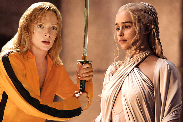 b4e6d4e3 I wanted to go as Daenerys Targaryen or The Bride — but, apparently, badass  costumes are not for fat girls.