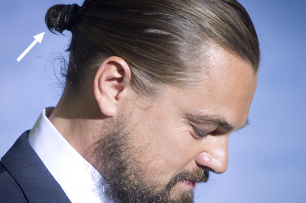 Surprising Clip In Man Bun Panic What Our Fresh Hell Freakout Over A Hairstyles For Men Maxibearus
