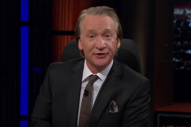 Bill Maher Criticizes Syrian Refugees: 'Those Values Are Not Our Values'
