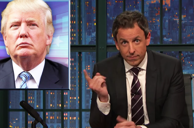 Wow, Seth Meyers just stripped down Donald Trump's lies and Islamophobia so clearly even your racist uncle will get it now