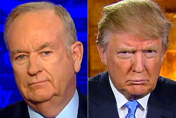 O'Reilly to Trump: Check Your Retweets
