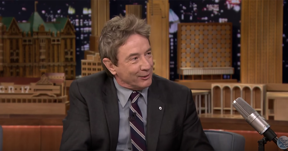 Martin Short Mocks Bernie Sanders Age The Only Time He Doesn T Have To Is When S Ing Salon