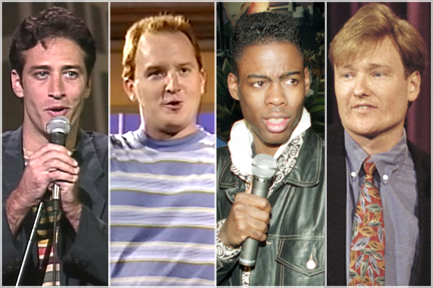 Jon Stewart, Louis C.K., Chris Rock, Stephen Colbert, Conan O'Brien and the behind-the-scenes secre