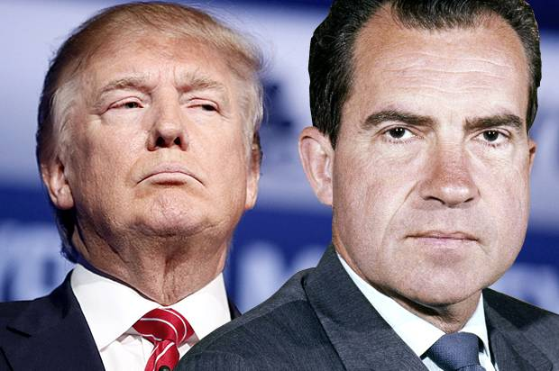 "Nixon redux? Trump's ""Tuesday afternoon massacre"" could lead to his impeachment or resignation"