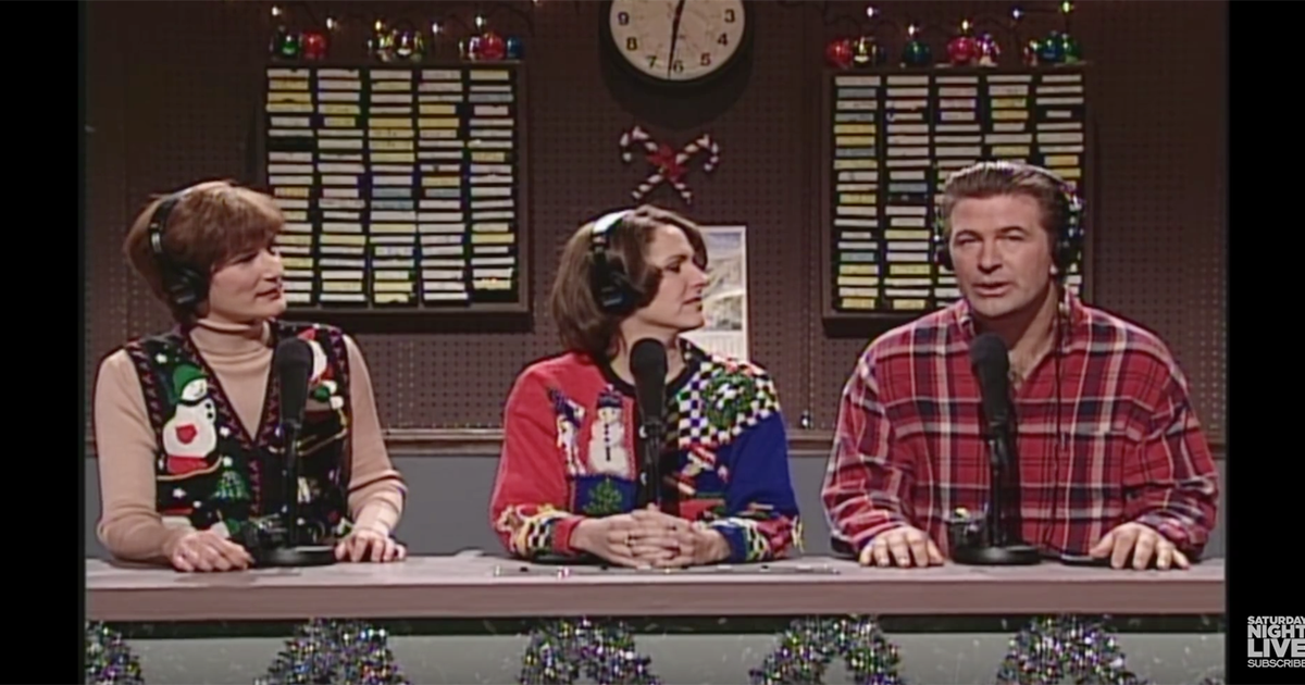 """The ultimate """"SNL"""" Christmas: Every brilliant holiday sketch from ..."""