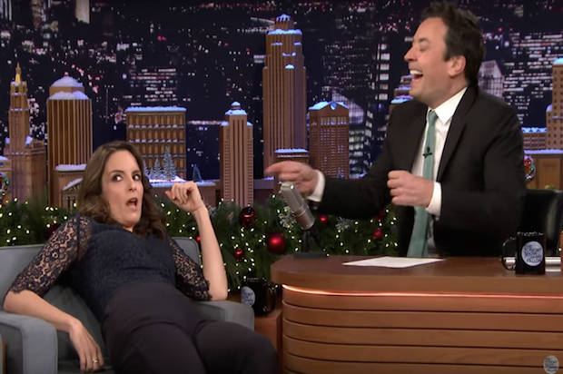Tina Fey: Colin Quinn called me a c-word