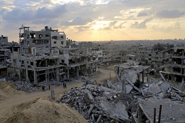 74 Of Gaza Homes Destroyed By Israel In Summer 2014 War Have Not