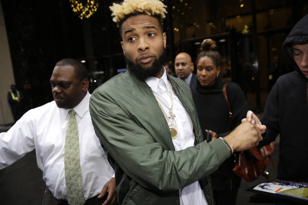 "Odell Beckham and the NFL's fear of of gay men: ""Football is the most homophobic subculture this side of the Westboro Baptist Church"""