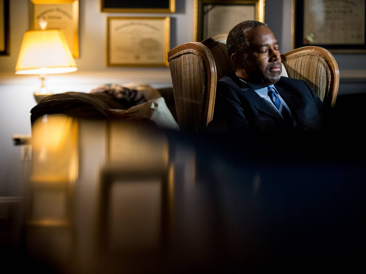 hud secretary front-runner ben carson recently called fair housing