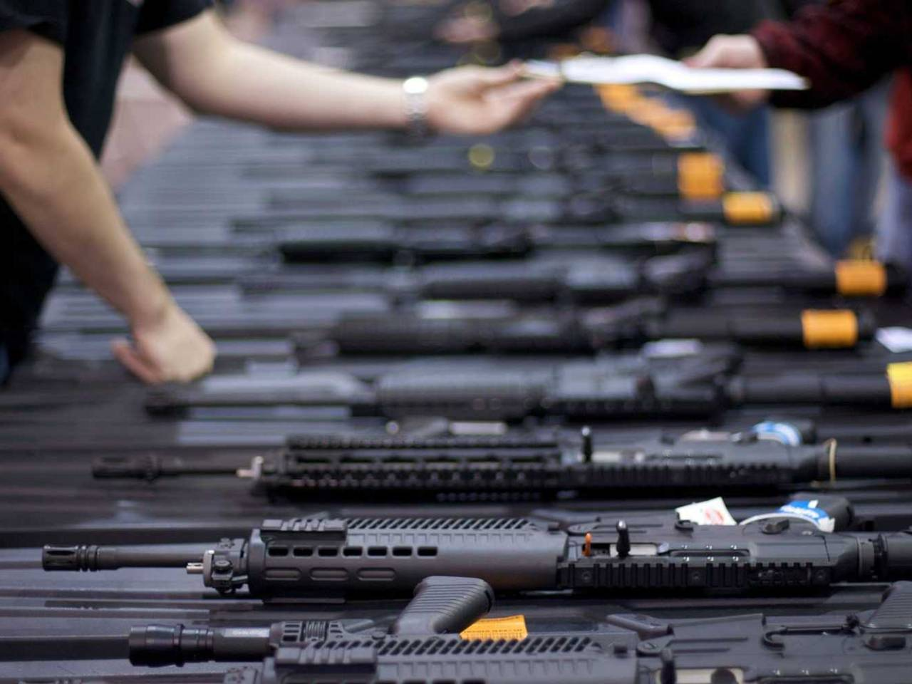 how the gun industry is regulated Gun control, the nra and the second amendment  of the nra and the gun industry to market guns to youth  comparisons to differences in gun regulation .