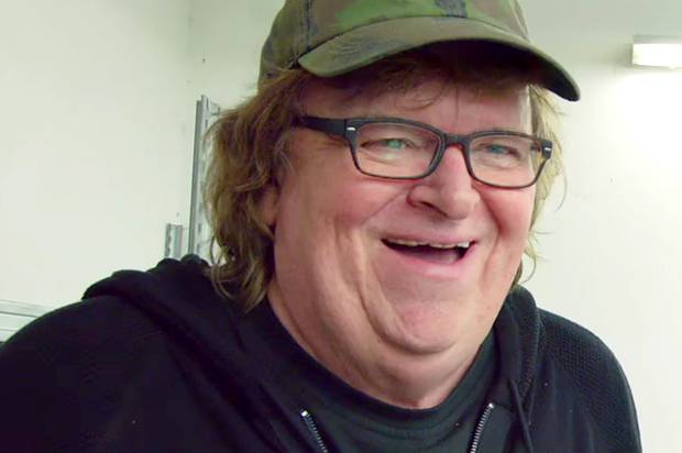 michael moore education