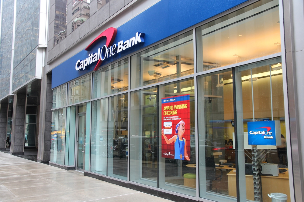 Capital One Wants You Bankrupt No Lender Sues More Of Its