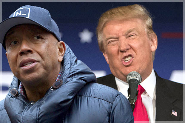 entertainment gossip russell simmons donald trump stop bulls article