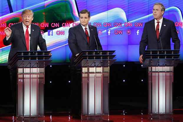 "Recapping Republican Debate #4: ""Elite Eight"" and the Economy"
