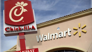 Take this, Fox News: Wal-Mart, Chick-Fil-a and the War on ...