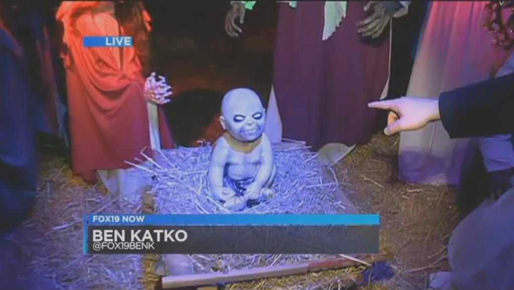 zombie nativity