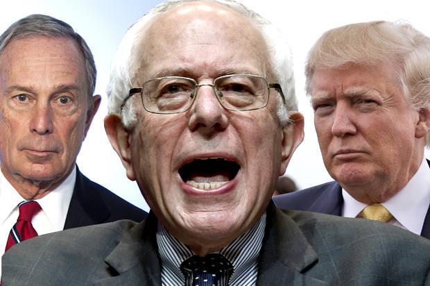 news politics michael bloomberg runs prepared welcome president donald trump