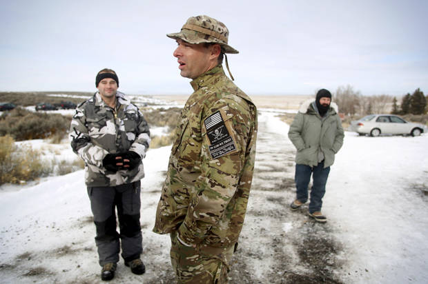 Yes, the armed Oregon occupiers would be raided if they weren't white — same goes if they were leftists
