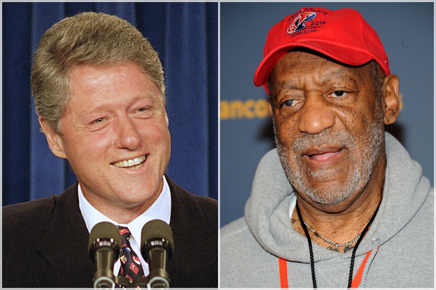 clinton_cosby turning bill clinton into bill cosby sorry, conservatives