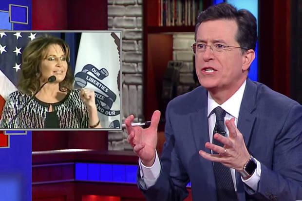 Tina Fey Reprises Her 'SNL' Sarah Palin Impersonation To Endorse Donald Trump