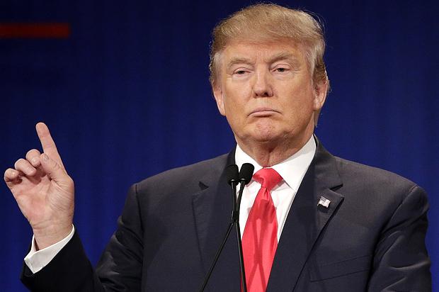 Trump criticizes FED