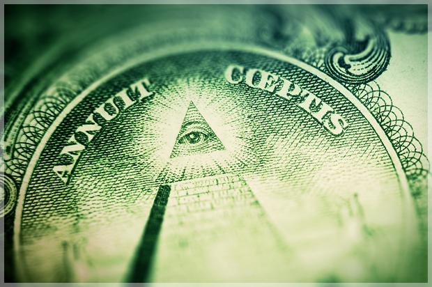 The Illuminati rules?: Sorry, conspiracy theorists, but