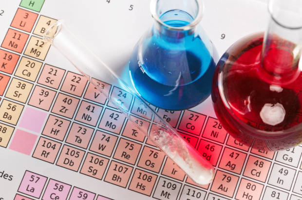 Chemistry geeks rejoice 4 new elements were just added for 4 elements salon