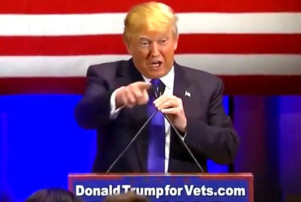 news nation world donald trump skips debate hosts rival event