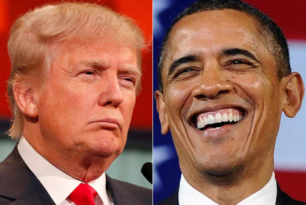 Mastering his mistakes: Trump grasps how Obama failed early on