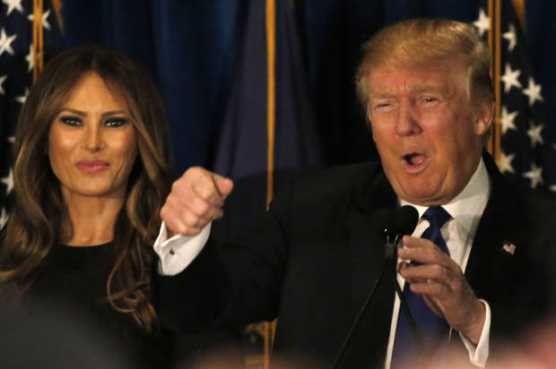 Donald Trump piles on the B.S.: During New Hampshire victory speech, all he does is double down on extremist nonsense