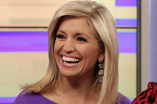 Ainsley Earhardt earned a  million dollar salary - leaving the net worth at  million in 2018