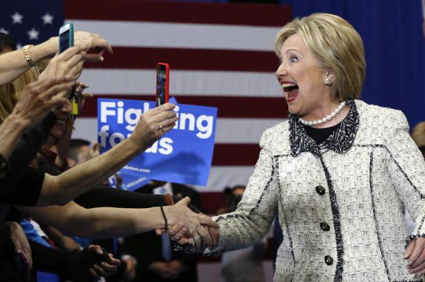 Clinton Wins Big In South Carolina Primary Election