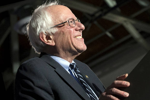 """Bernie Sanders es justo que 2016 es un """"mal menor"""" elección: Pero nadie debe ser sorprendido por la verdad"""