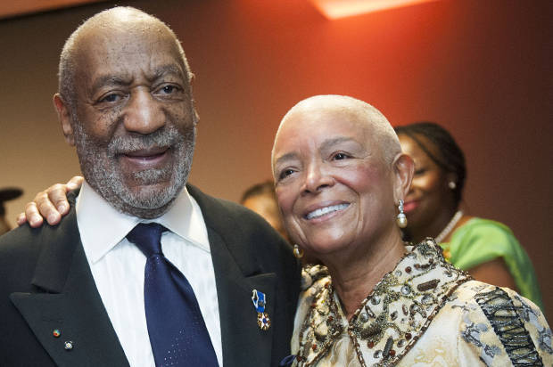 Bill Cosby's Wife Camille Deposed in Defamation Case Against Her Husband