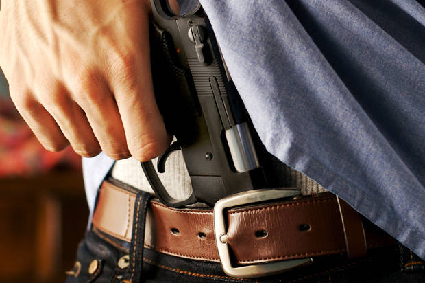 Some Texas professors say guns in classes could chill debate