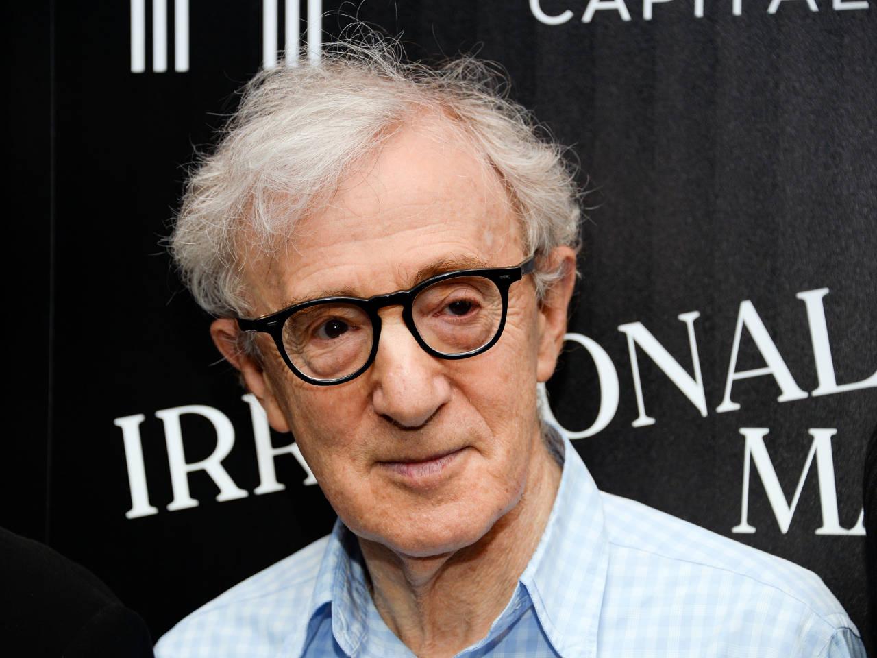 Woody Allen rape joke ...