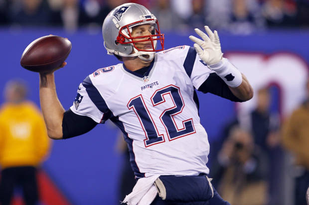 Patriots, Tom Brady agree to two-year extension through 2019
