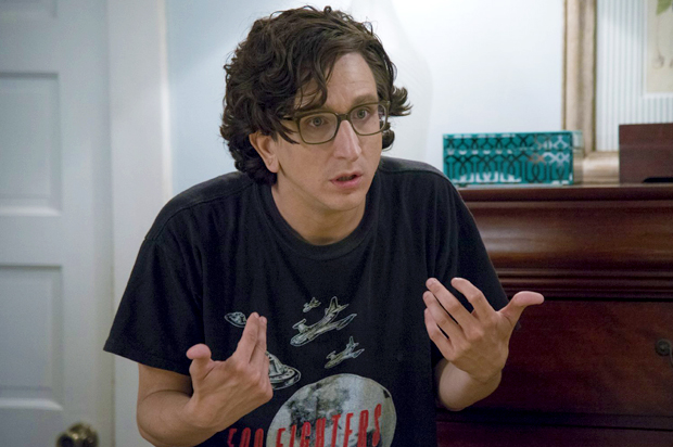 paul rust with wife