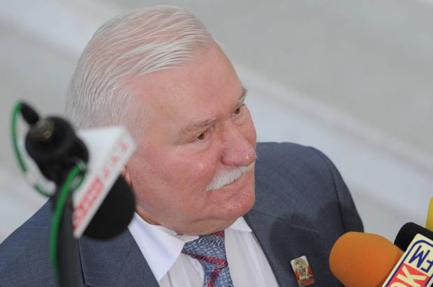 Walesa was a paid informer for communist regime, papers show