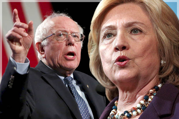 Clinton, Sanders to Debate in Wisconsin After Splitting First Two Contests