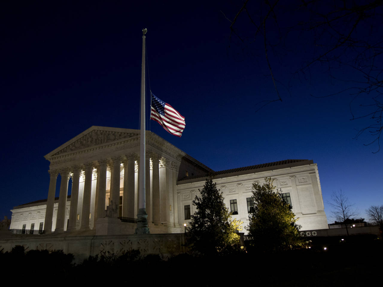A dissenting opinion: Supreme Court is not a top priority ...