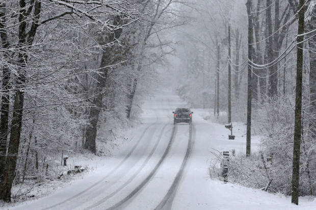 Winter Storm Warning, Winter Weather Advisory Issued Ahead of Snow